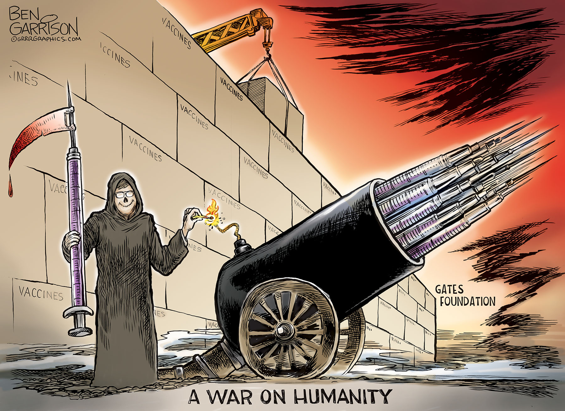 War Against Humanity