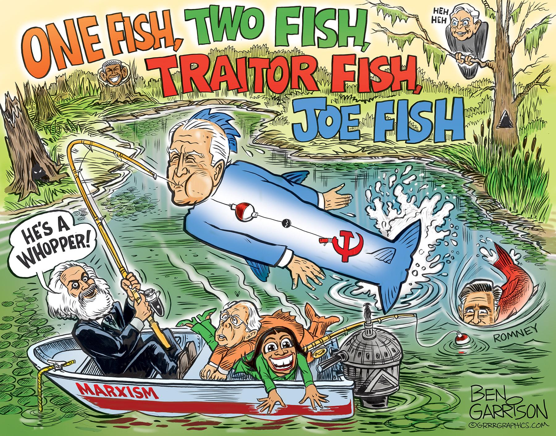 The Marxist Swamp