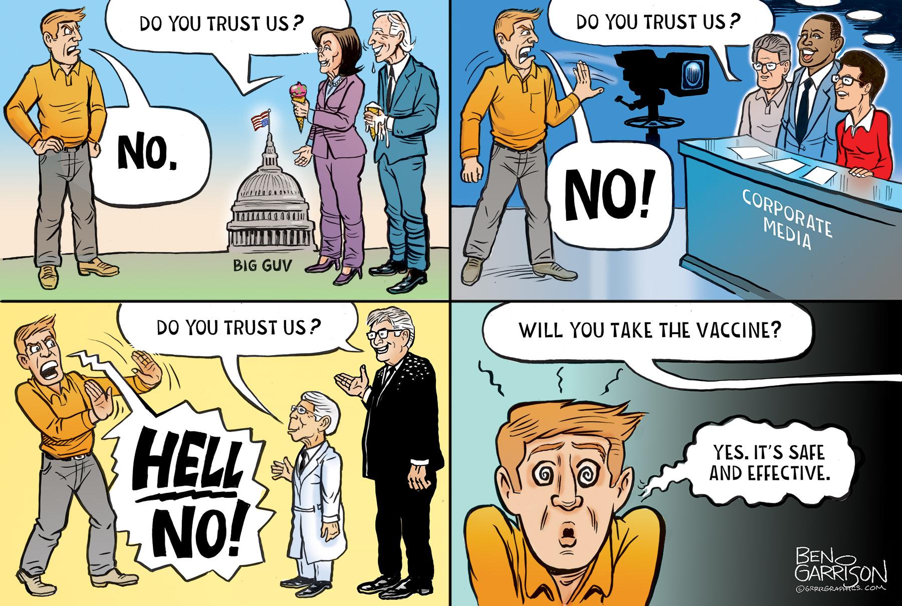 Vaccine Hypnosis